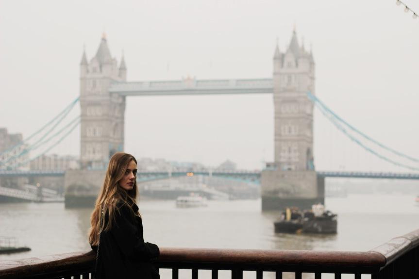 American in London