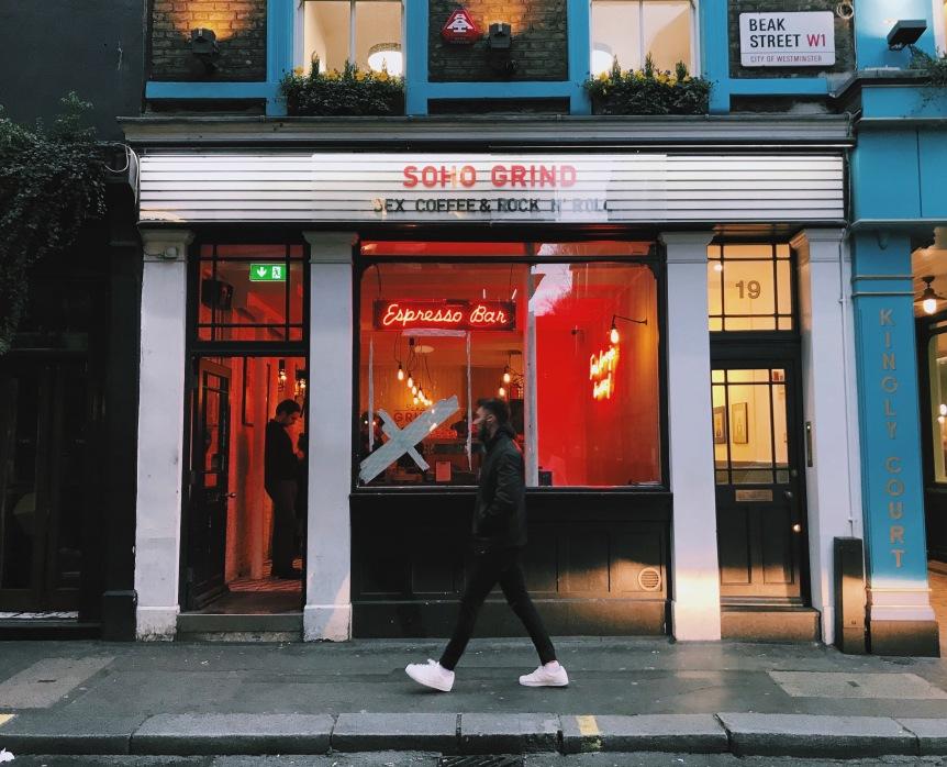 Favorite Coffee Shops in London… SoFar