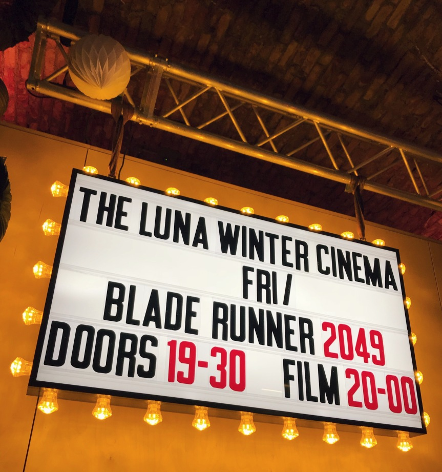 Things To Do: Luna Cinema